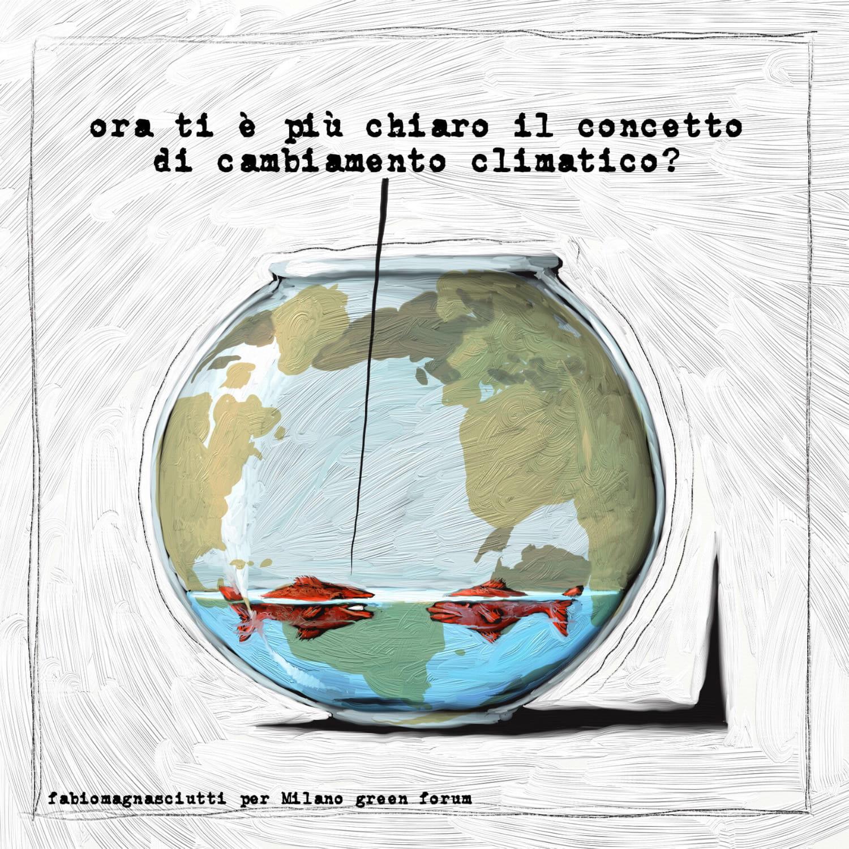 Fabio Magnasciutti per Milano Green Forum 2020