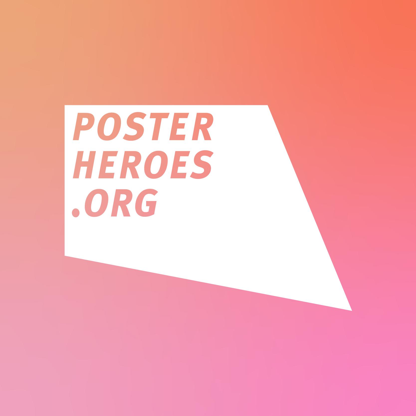 Logo PosterHeroes